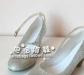批发供应 2011春夏百搭时尚小皮鞋 雨鞋 女鞋 单鞋 3色