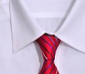 涤丝色织领带、提花涤丝领带